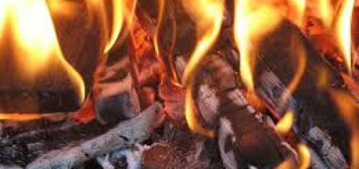 Pembakaran kayu merupakan perubahan kimia