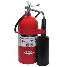 Gas Karbon dioksida digunakan sebagai zat pemadam kebakaran