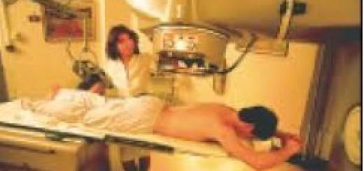Sterilisasi radiasi tumor dan kanker