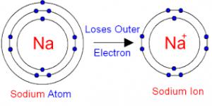 ion natrium