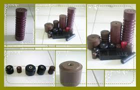 isolator listrik berbahan silikon