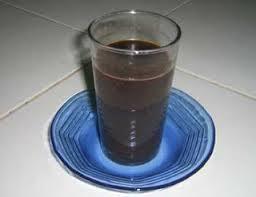 Air kopi merupakan campuran heterogen