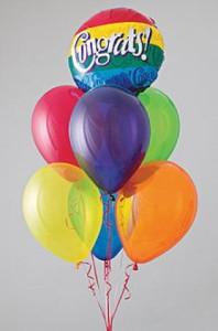 Helium adalah contoh dari gas.