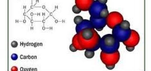 struktur karbohidrat